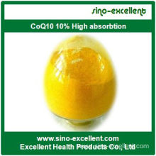 Good Quality for Multi-Plants Extracts Softgel Natural CoQ10,Coenzyme Q10 CoQ10 supply to Ethiopia Manufacturers