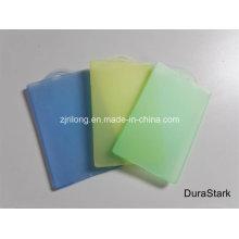 Titular de cartão de plástico de venda quente & conjunto de cartões e acessórios (DR-Z0160)
