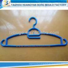 2014 design plastic clothes hanger mould supplier