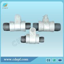 Personlized Products for Thimble Clevis For Cable Fitting Preformed Cable Suspension Clamp export to Kuwait Wholesale