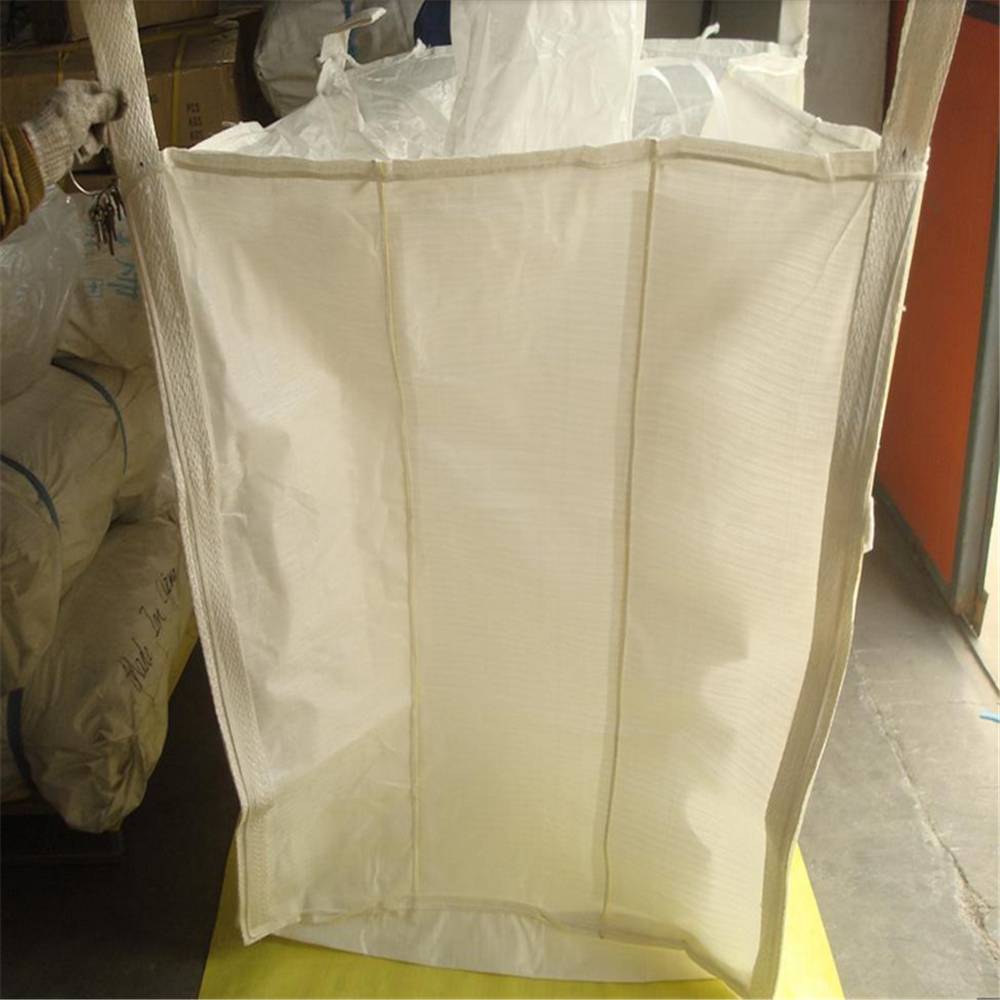 Cross Corner Loop Loop Option (Lifting) and 51 Safety Factor packing Portland cement jumbo bag and price (6)