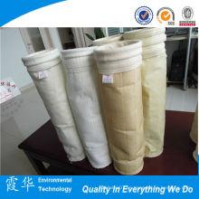 Bolsa de filtro de microfibra de poliéster antiestática de alta calidad