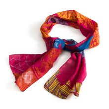 New arrival popular ladies colorful skinny scarf