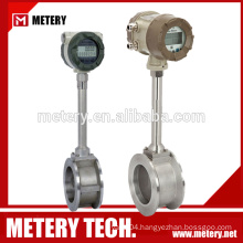 Cheap vortex flow meter gas flow meter manufacture in china