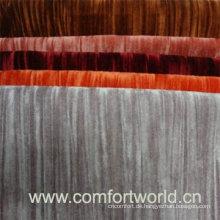 Beflockte Stoff für Sofa und Vorhang