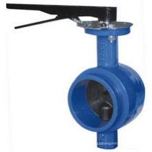 Grooved-End Butterfly Valve, Pipe Fitting