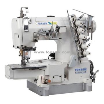High Speed Cylinder Bed Interlock Sewing Machine