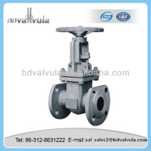 casting steel cuniform gate valve dn80