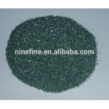 poudre de carbure de silicium vert