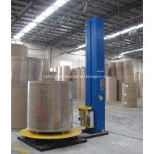 Turntable Pallet Stretch Film Wrapping Machine