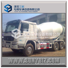 Sinotruck HOWO 5000L 4X2 Concrete Mixer Truck