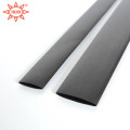 High temperature 8mm black adhesive lined heat shrinkable tube