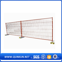 Australia Temporary Fencing Plastic Stand