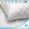 Hotel Alternative Cheap Polyester Pillow and Pillow Case Bedding Set Pillow Protector
