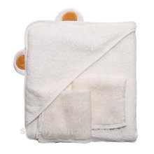 100% bamboo baby towel hooded baby organic bear super fluffy premium baby bath towel