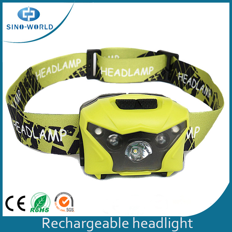 Eye Care Design Headlights