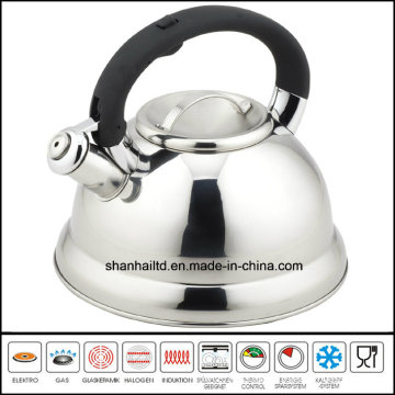 5 L Large Stainless Steel Whistle Kettle