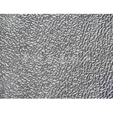 Aluminium textured composite panel