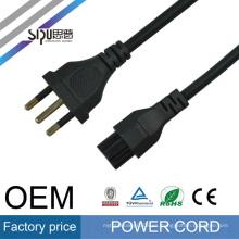 SIPU alta calidad Precio de fábrica Italiano 3 núcleo cable de alambre eléctrico, vde cable eléctrico color código vde cable de cable y enchufe