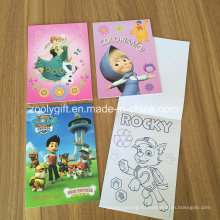 Детская образовательная дошкольная раскраска Skecth Painting Drawing Books