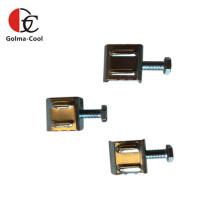 Système de CVC Bride en acier galvanisé G-Clamp pour conduit