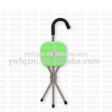 bastón plegable con silla