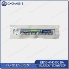 Echte Everest Ecoboost Scutcheon EB3B 4143156 BA