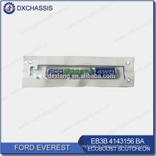 Véritable Écusson Ecosseost Everest EB3B 4143156 BA