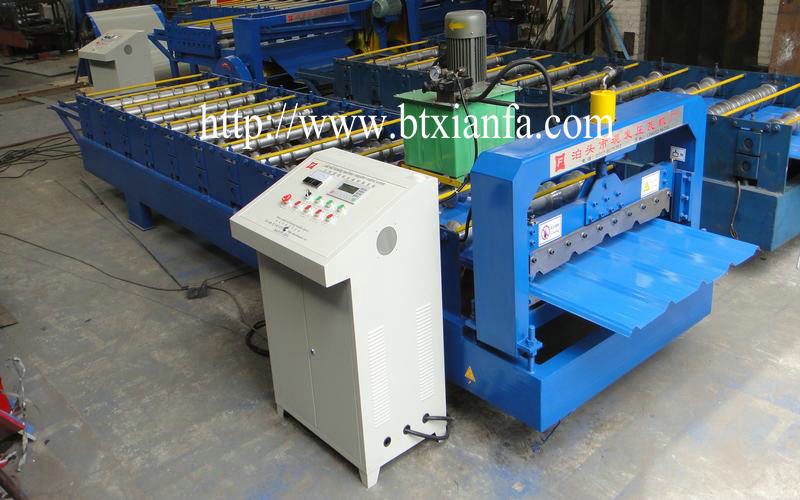 IBR Roll Forming Steel Machine (2)