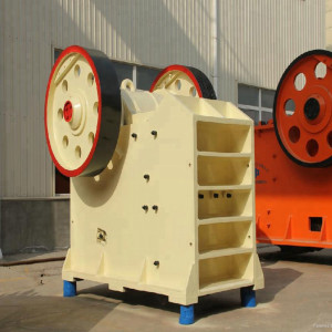 PEW Pioneer Jaw Crusher À Vendre