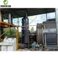 Mikrowellenpyrolyse-Abfall zur Energieanlage