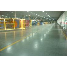 Tin titanium alloy wear floor