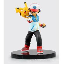 Haute qualité personnalisée Mini PVC Cartoon Mascot Costume Doll Toys