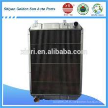 China OEM fábrica de camiones de radiador 1325813106201 para Foton Auman Truck
