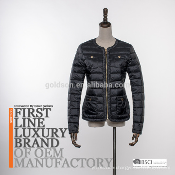 Свет Вниз Куртка Пальто Женщин Итальянский 2018 Стиле