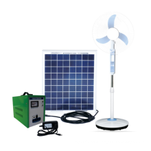 Energiesparender 12V Solar DC Fan mit Sonnenkollektor (USDC-500)