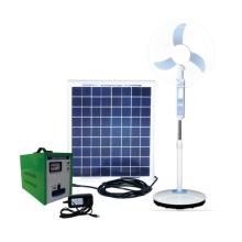 Ventilateur CC solaire 12V à économie d'énergie avec panneau solaire (USDC-500)