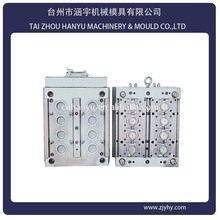 Taizhou customized plastic injection caps mold maker