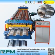 FX cor telha de piso de aço telhas rolo formando máquina fornecedor chinês