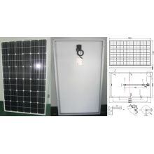 36V 270W High Effeciency Monocrystalline Solar Panel PV Module