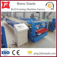 Steel Roof Trapezoidal Roll Forming Machine