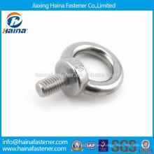 Stainless steel eye screw,eye bolt