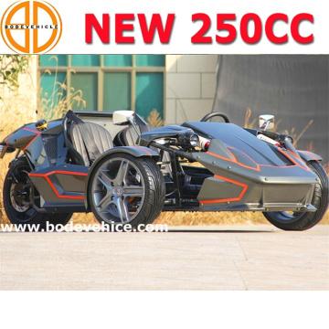 MC-369 Bode Quanlity assegurado novo CEE 250cc Ztr Trike Roadster para venda 3 Wheeler motocicleta