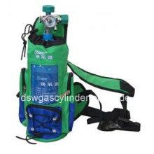 5L Medical Oxigênio Gas Cylinder Suppler