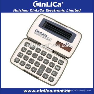 JS-12H Dual Power 12 digitale kleine Taschenrechner