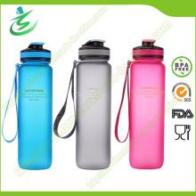 650ml Tritan Sports Water Bottle with Matte Finish, Water Bottle