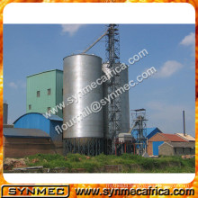wheat flour mill line silo price