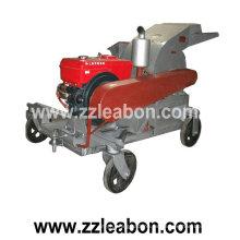 El mejor precio Straw Grass Wood Branch deja la máquina de la trituradora