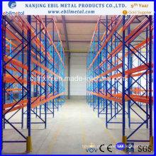 Rack de aço de armazenamento seletivo industrial