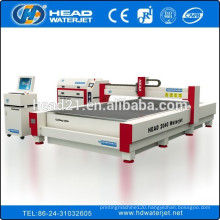 high pressure cutting machine 4 axis water jet cutter